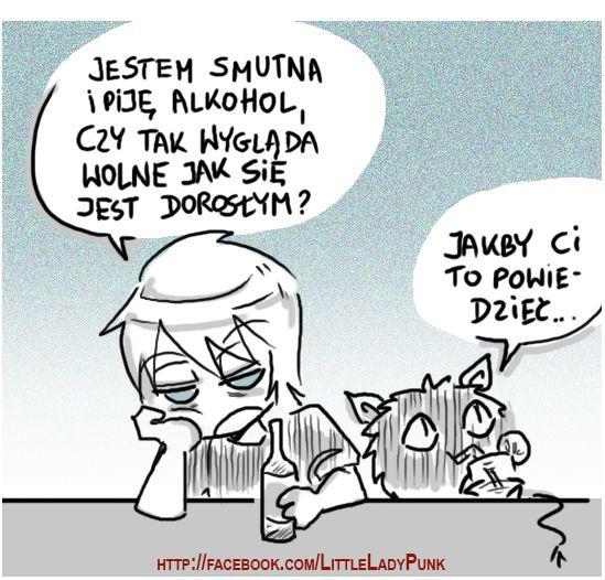 Angsty040 by LittleLadyPunk  https://www.facebook.com/LittleLadyPunk  #polskikomiks #comics #polish #polishart #poland