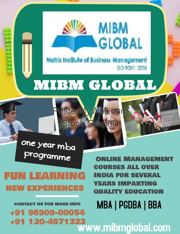 One Year Mba Program Is Intended For Recognition Holders And Graduates Our Handpicked Courses Online Management Courses Mba Masters In Business Administration