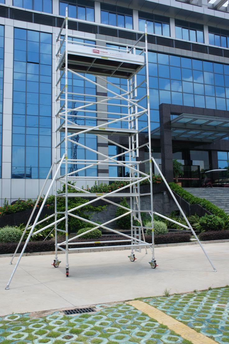 Aluminum Scaffolding Suppliers : Best ideas about aluminium scaffolding on pinterest