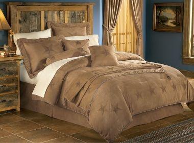 luxury star western bedding set