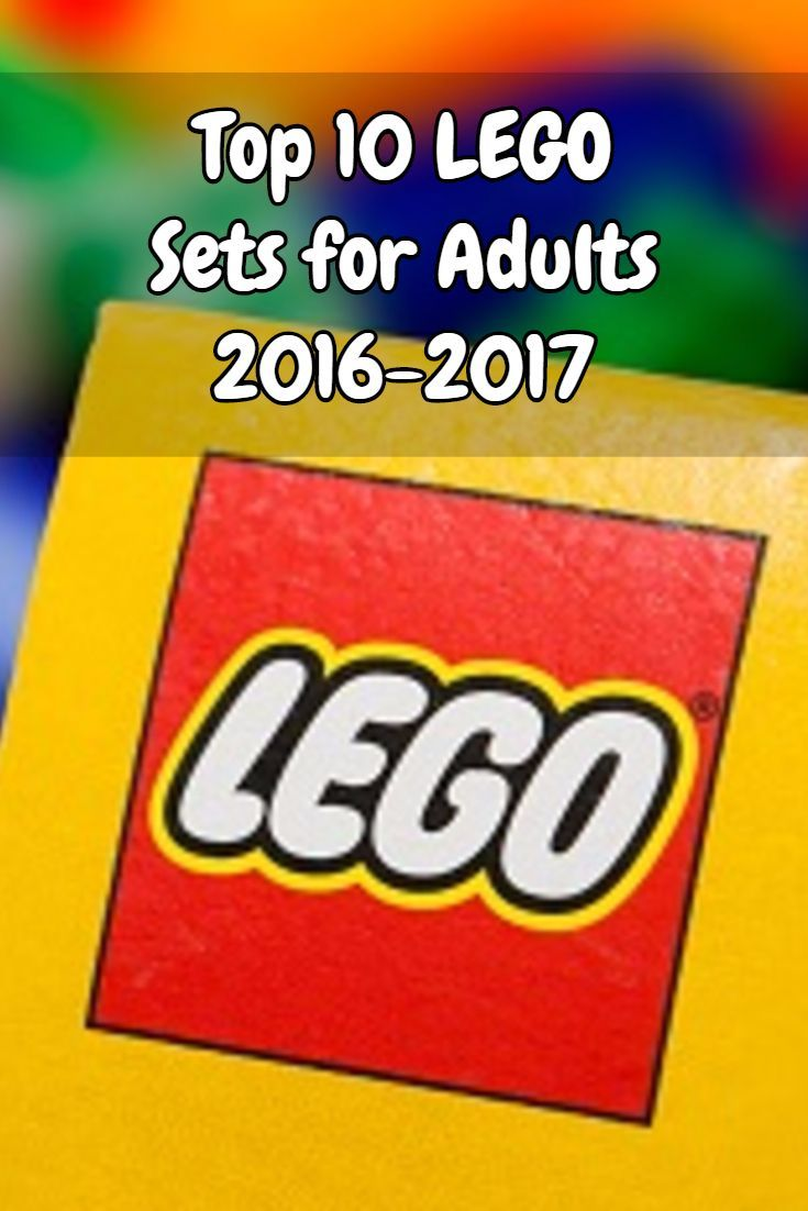 Best of LEGOs for Adults - Gift Ideas for LEGO Lovers
