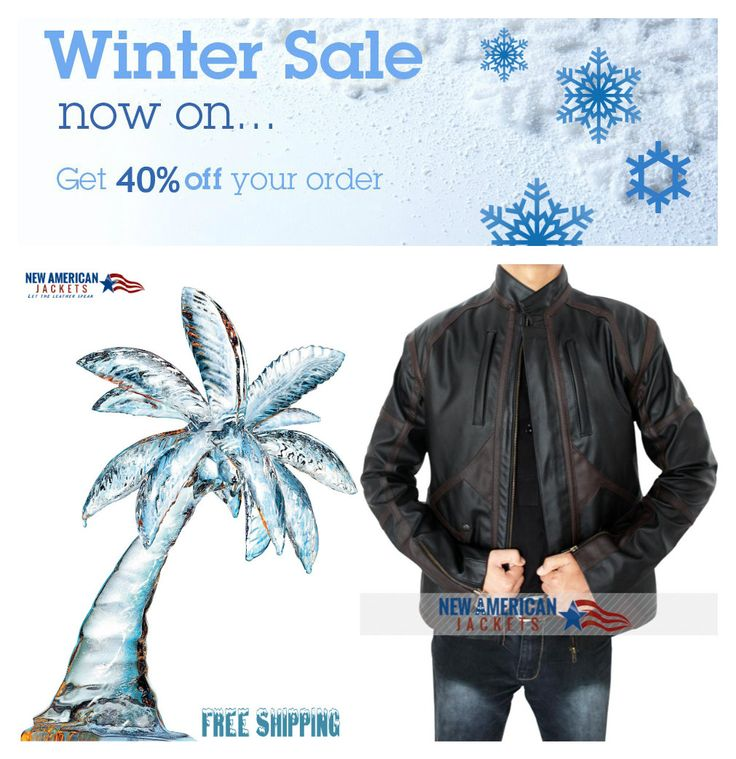 Winter Discount Sale! Captain America Sebastin Stan Bucky Barnes Jacket is available on discount with Fast Free Shipping along with Free Gifts.  #CaptainAmerica #SebastinStan #BuckyBarnes #Bucky #Wintersale #WinterOffer #Winterjacket #fashiondaily #fashionlovers #fashiondesigner #weekend #weekendfashion #weekendstyle #maleFashion #jacket #Celebrity #Shopping #onlineshopping #promos #BlackFriday #SmallBusinessSaturday