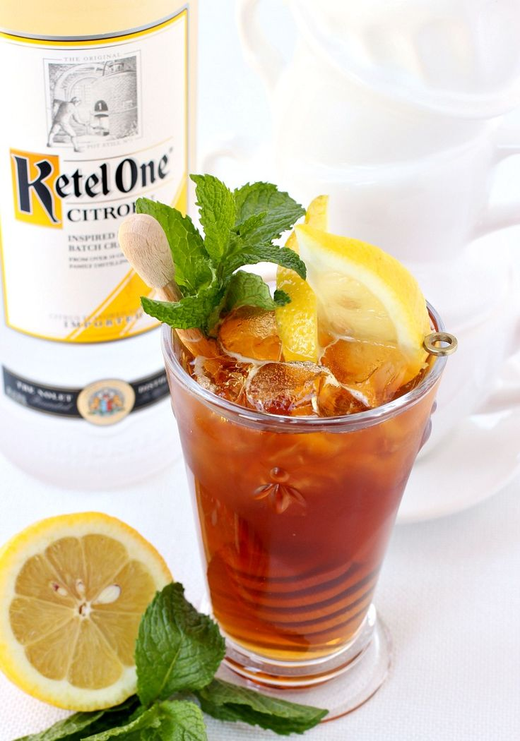 This Citrus Hard Iced Tea is the perfect cocktail to sit back and relax with! There's nothing like the weather warming up outside, sitting on the deck, firing up the grill and having a nice cold cocktail. Usually for me that's a beer or two but once in a while it requires something else. I like to... Read More