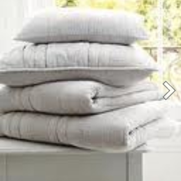 Bembridge quilt by the white company