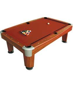 BCE Rosemont 7ft Pool Table.