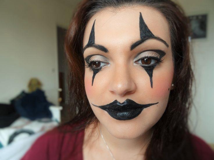 Bonjour les cocottes =D Cet après midi, nous vous avons préparé un make up spécial Halloween.