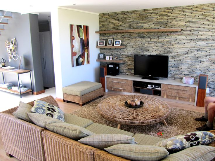 Love this TV lounge #oubaai #gardenroute #realestate #properties