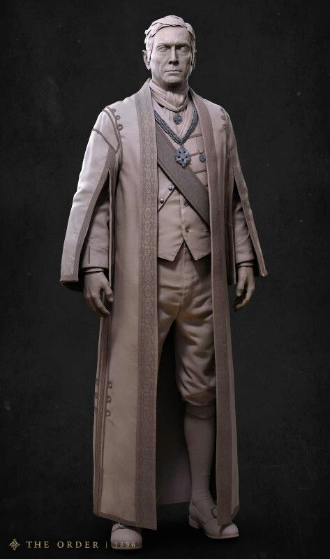 78 best images about the order 1886 on pinterest for The order 1886 shirt