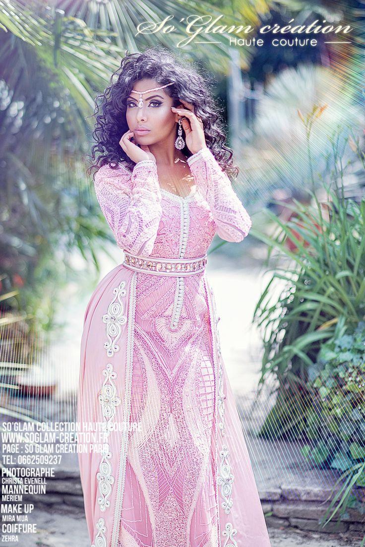 190 Best Marocain Moderne Images On Pinterest Caftan Jolie Clothing Aftan Dress