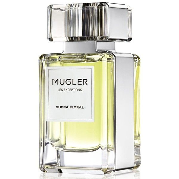 Women's Mugler 'Les Exceptions - Supra Floral' Fragrance found on Polyvore featuring beauty products, fragrance, no color, floral fragrances, perfume fragrance, thierry mugler perfume, thierry mugler and thierry mugler fragrances