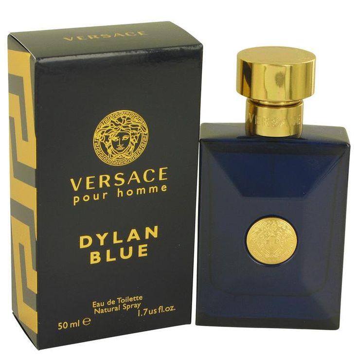 Versace Pour Homme Dylan Blue Eau De Toilette Spray By Versace