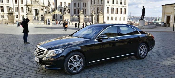Luxury limousine chauffeured transportation