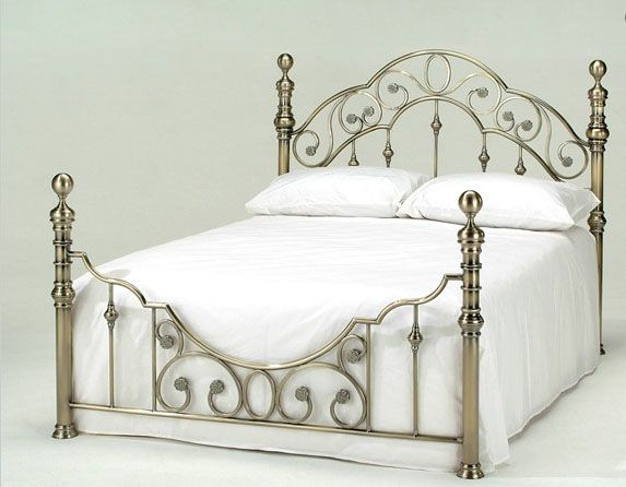Modern Harmony Florence Brass double bed frame only Antique Brass and headboard Fresh - Model Of Brass Bed Frame Awesome