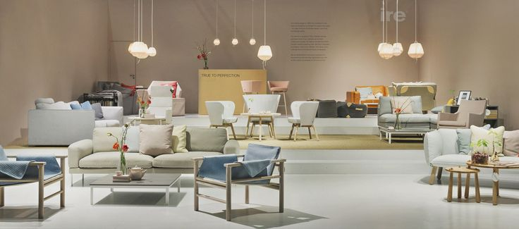 Ire Möbels stand 2014. Styled by me, Emma Olbers. www.iremobel.se