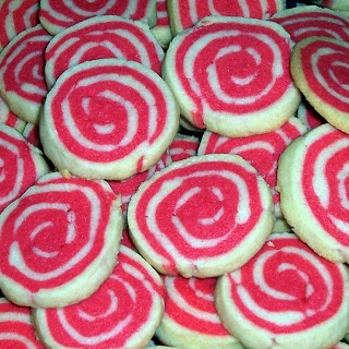 Peppermint pinwheels | Be It Ever So Humble