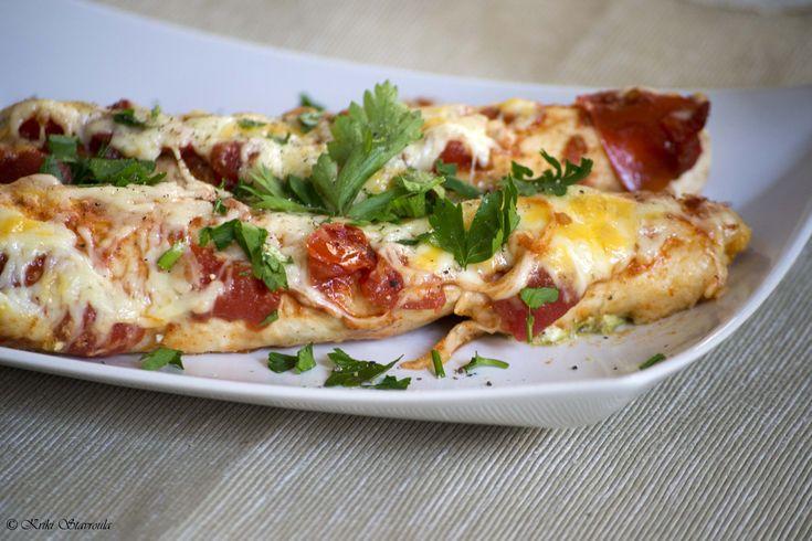 Κοτοπουλο Enchiladas - Stavroula's Healthy Cooking