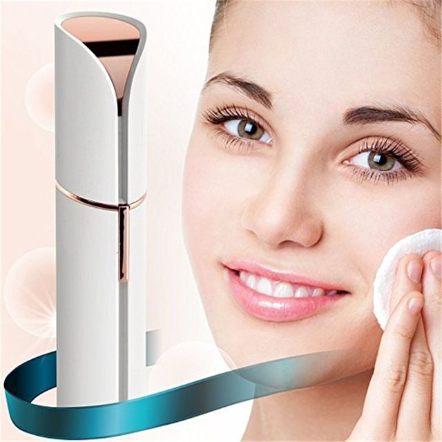 2019 Mini Female Hair Removal Razor Women Body Face Electric Lipstick Shape Shaving Tool Shaver Hair Remover Wax For Depilation Hair Removal Shaving Tools Lipstick