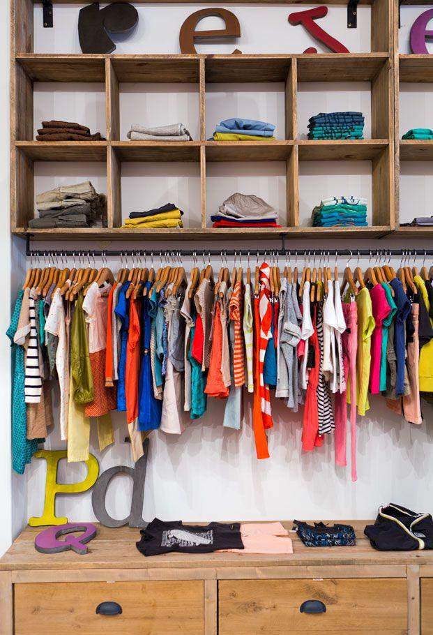 Petit armari todo para los ni os ropa calzado muebles - Muebles para guardar zapatos ...