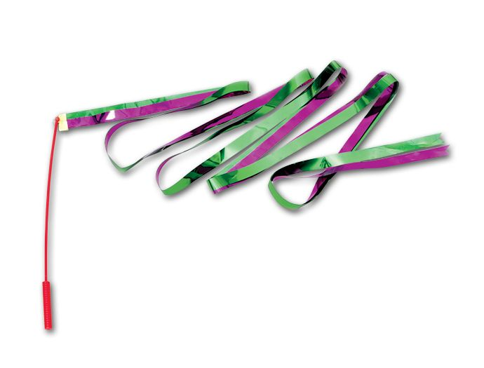 Mylar Streamers $6.24 for 12