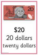 Australian Money Teaching Resources - K-3 Teacher Resources