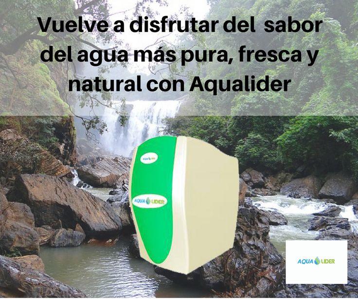 Conoces la importancia de beber agua de calidad para tu organismo? El sistema de ósmosis inversa filtrará el agua de tu grifo para asegurarte un agua limpia y fresca en tu propio hogar