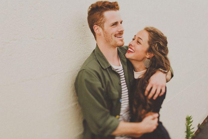 Portland Photographers | Emily Cousin. downtown portland couples photoshoot