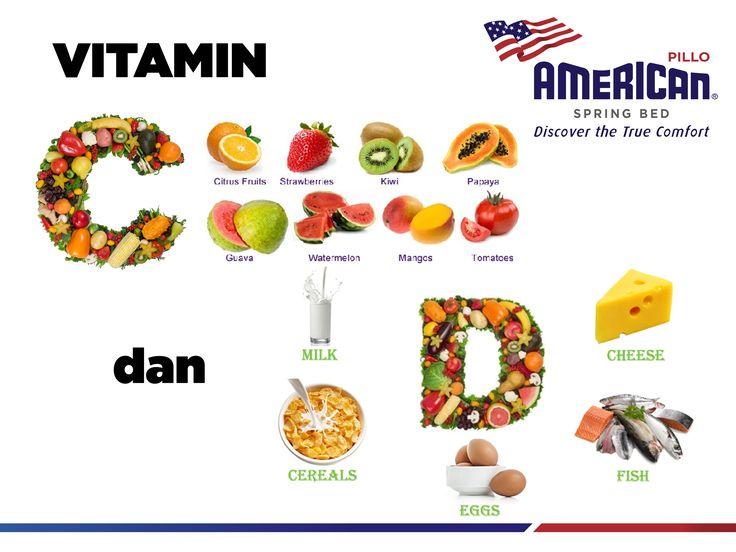Ditengah cuaca yang ekstrim, panas dan hujan silih berganti, Sahabat Pillo wajib menambah asupan Vitamin C dan D untuk menjaga kondisi tubuh.  #AmericanPilloInfo