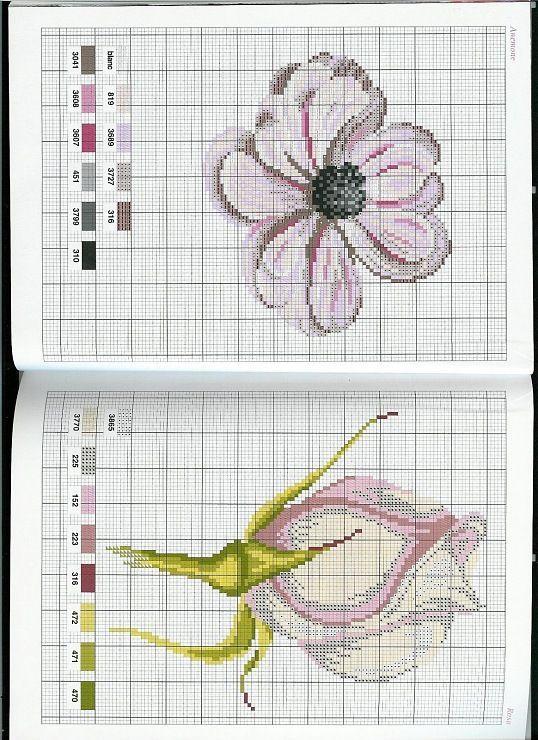 Kanaviçe İşleme Şablonları 43 - Mimuu.com