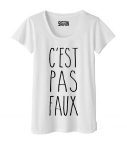 Madametshirt.com - Les meilleurs t-shirts & tops femme de marques - Livraison Gratuite (5) - Madametshirt