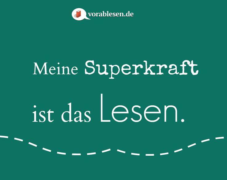 Und mit dem Lesen wird man zum #Superheld. #lesen #Bücher #Fantasie