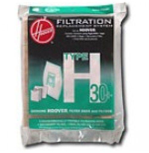 Hoover H30 Telios Bags part# 40101001 >> #VacuumBags #DirtBags #Vacuums #Hoover