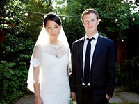 Priscilla Chan Married Mark Zuckerberg on Saturday in a Claire Pettibone Wedding DressWedding Dressses, Clear Pettibone, Surpris Wedding, Mark Zuckerberg, The Knots, Celebrities Wedding, Priscilla Channing, Wedding Photos, Markzuckerberg