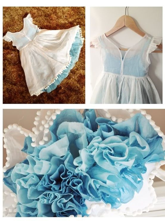 my sparkle: girl's dress tutorial @ Do It Yourself Remodeling Ideas