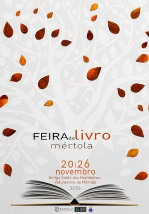 Feira do livro de Mértola 2016