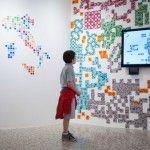 L'Italia dei bambini unita in una grande installazione collettiva al Guggenheim
