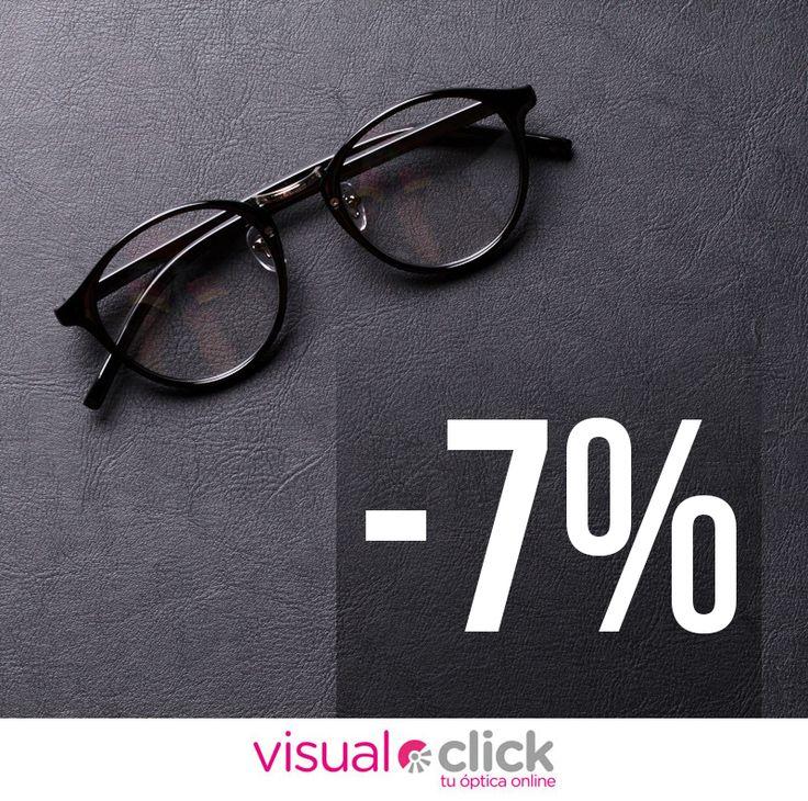 ¡Adelántate al #BlackFriday! En Visual-Click, tu óptica online, ya tenemos los mejores precios 👉 https://www.visual-click.com/