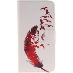 Uag Handyhülle Monarch Case, Iph7-6spls-m-gr, für Apple iPhone 8/7/6s, Echt Leder, graphit Uaguag