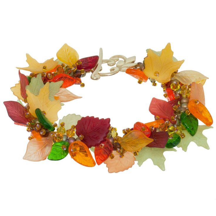 Celebrating Fall Bracelet |Fusion Beads Inspiration Gallery