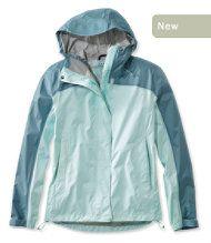 Trail Model Rain Jacket, Colorblock