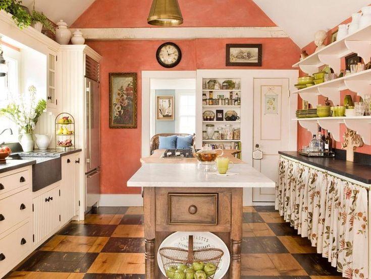 Best 25 Coral Kitchen Ideas On Pinterest Color