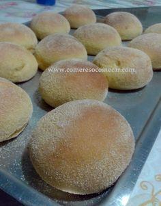 Receitas Culinárias: BROINHAS DE FUBÁ