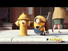 Minions #Papaya - YouTube