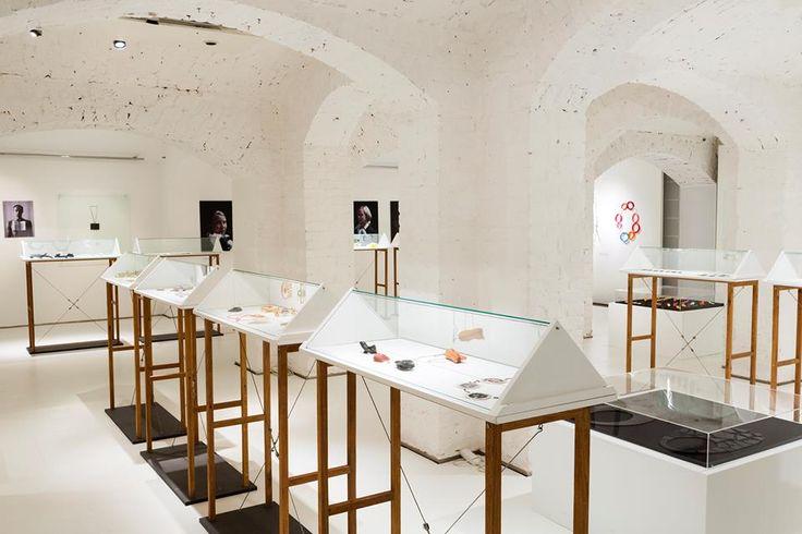 The Coolest Corner - Nordic Jewellery - Helsinki #interior design #jewellery store