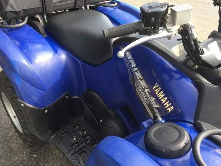 Used 2014 Yamaha Grizzly 550 FI Auto. 4x4 EPS ATVs For Sale in Pennsylvania. 2014 Yamaha Grizzly 550 FI Auto. 4x4 EPS, Includes Plow & Winch! Power Steering! This model has been inspected by our service department and has a fresh service check. Needs nothing! 2014 Yamaha® Grizzly 550 FI Auto. 4x4 EPS Chart-Topping, Award-winning Performance A proven powerplant combines with Yamaha Ultramatic transmission, On Command 4x4 and electric power steering to place this bear atop your must-have list…