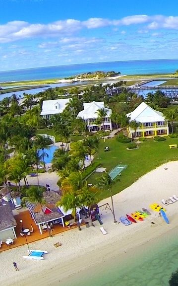 Old Bahama Bay set to re-open December 19, 2016. West End, Grand Bahama Island, The Bahamas