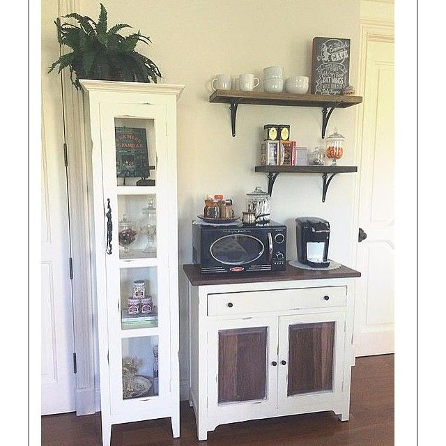 Wonderful This Is The Perfect Coffee Station From Nadeau Furniture!!! #coffeestation