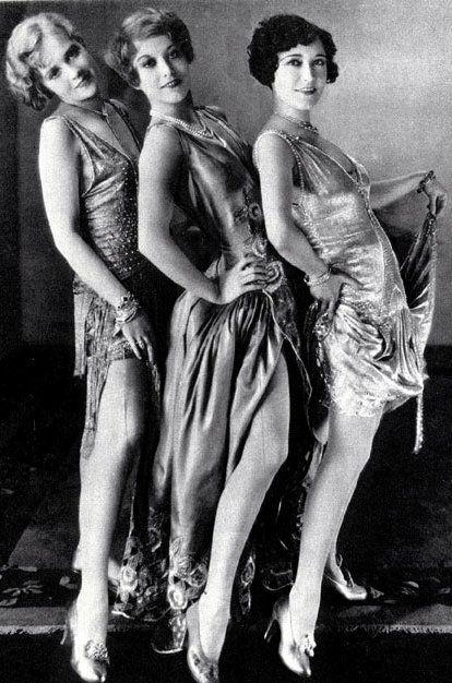 Anita Page, Joan Crawford, and Dorothy Sebastian - 1928 #vintage #actress #1920s