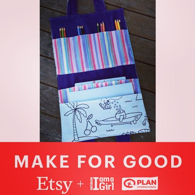 https://www.etsy.com/au/listing/238043908/colour-me-art-supply-folder-bag-folio @etsyau @plan_australia #makeforgood