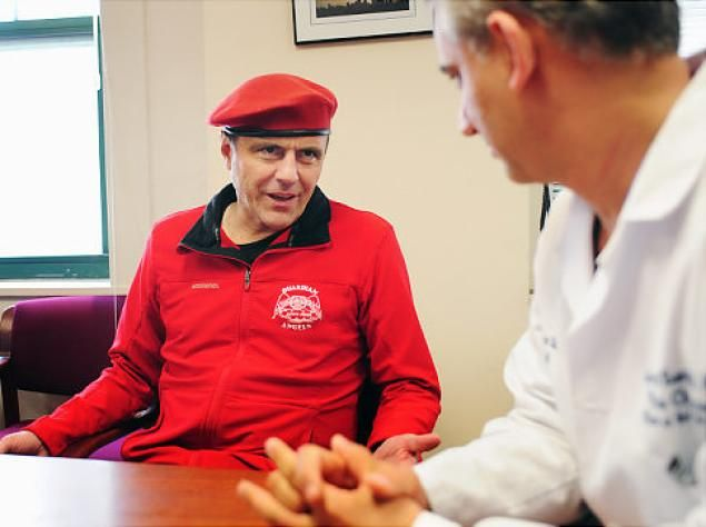 Curtis Sliwa is cured of prostate cancer with S.M.A.R.T robotic surgery.