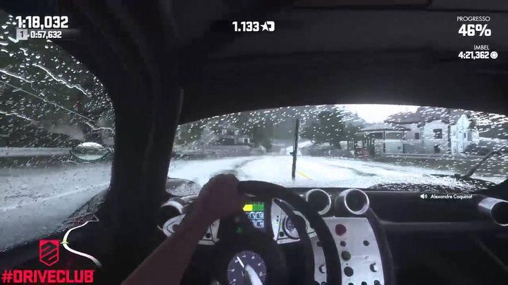 DRIVECLUB™Ep3-Nakasendo Circuit-Pagani Zonda